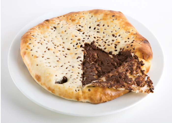 Chocolate Naan