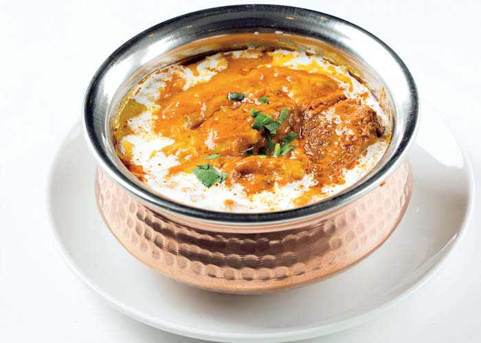 Dal Mutton Curry