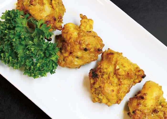 Garlic Chicken Fry
