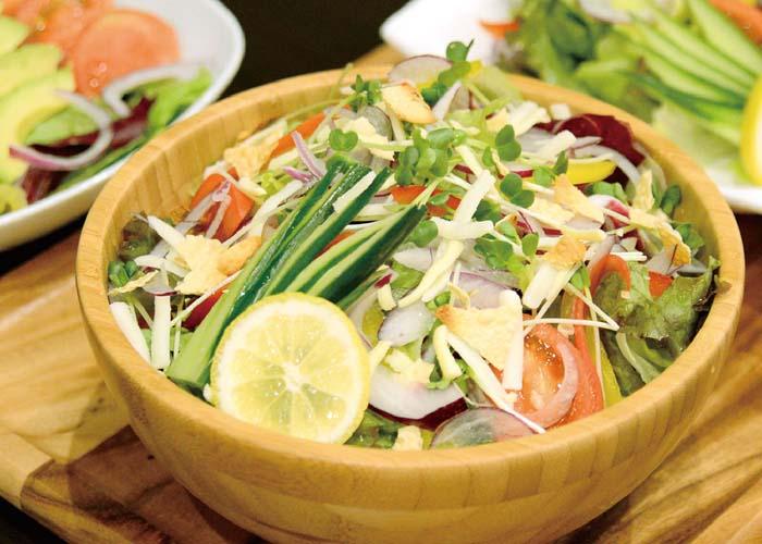 Gorkha Special Salad