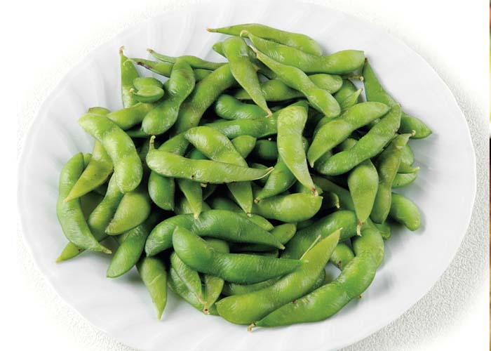 Green Soyabean