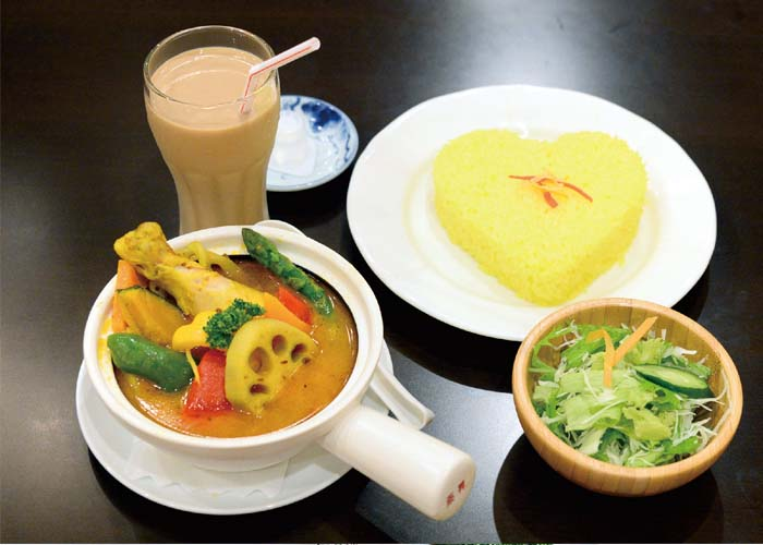 Himalayan Soup Curry Set