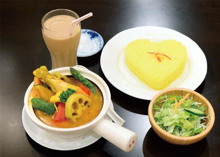 Himalayan Soup Curry