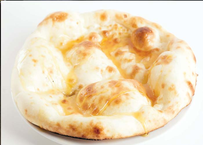 Honey Naan