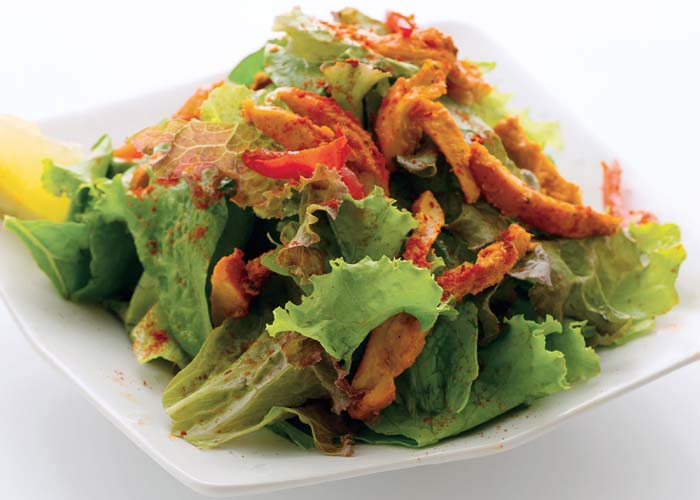 Spicy Salad